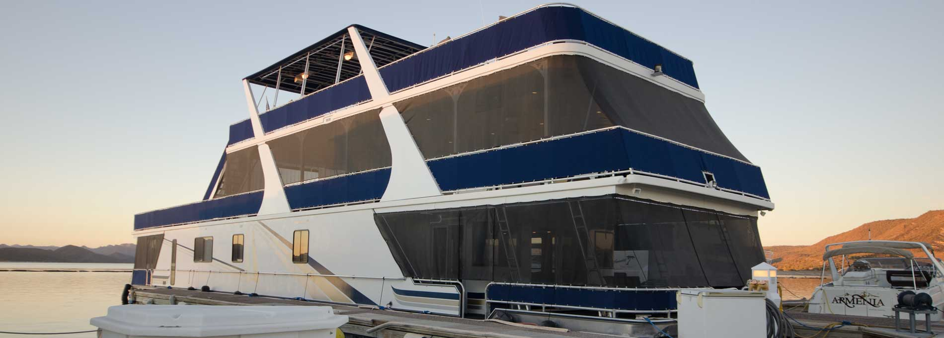 arizona sumerset house boat for sale